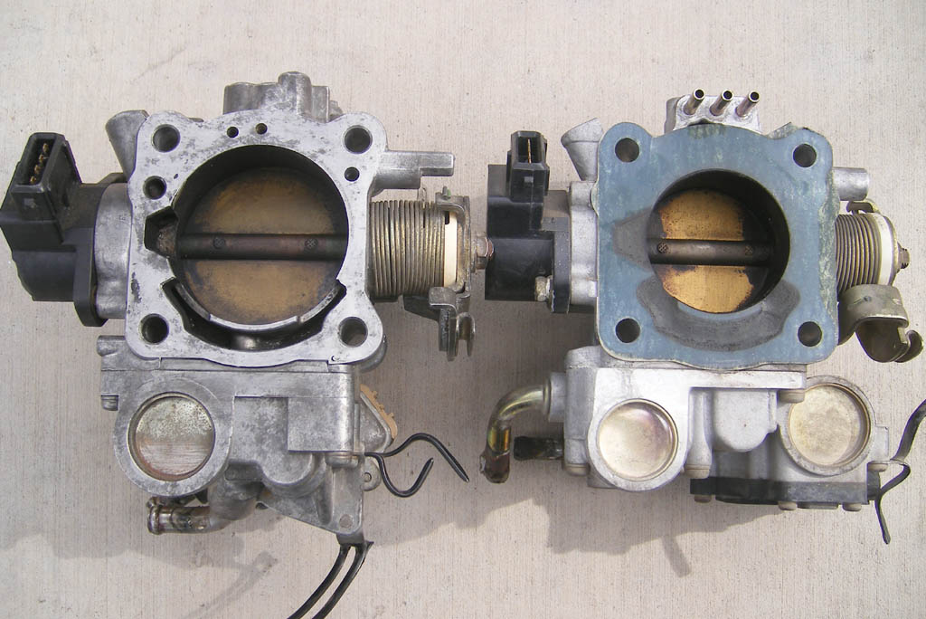 How To Install A 60mm 1g Dsm Throttle Body On Your 4g 4g93